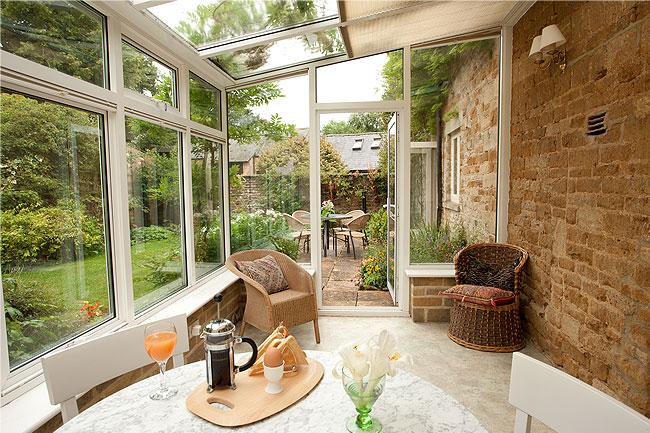 Lodge Cottage Kingham Cottages
