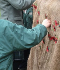 Kitebrook School Act of Remembrance