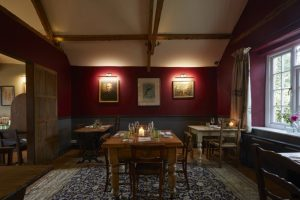 Private Dining is available at The Kingham Plough